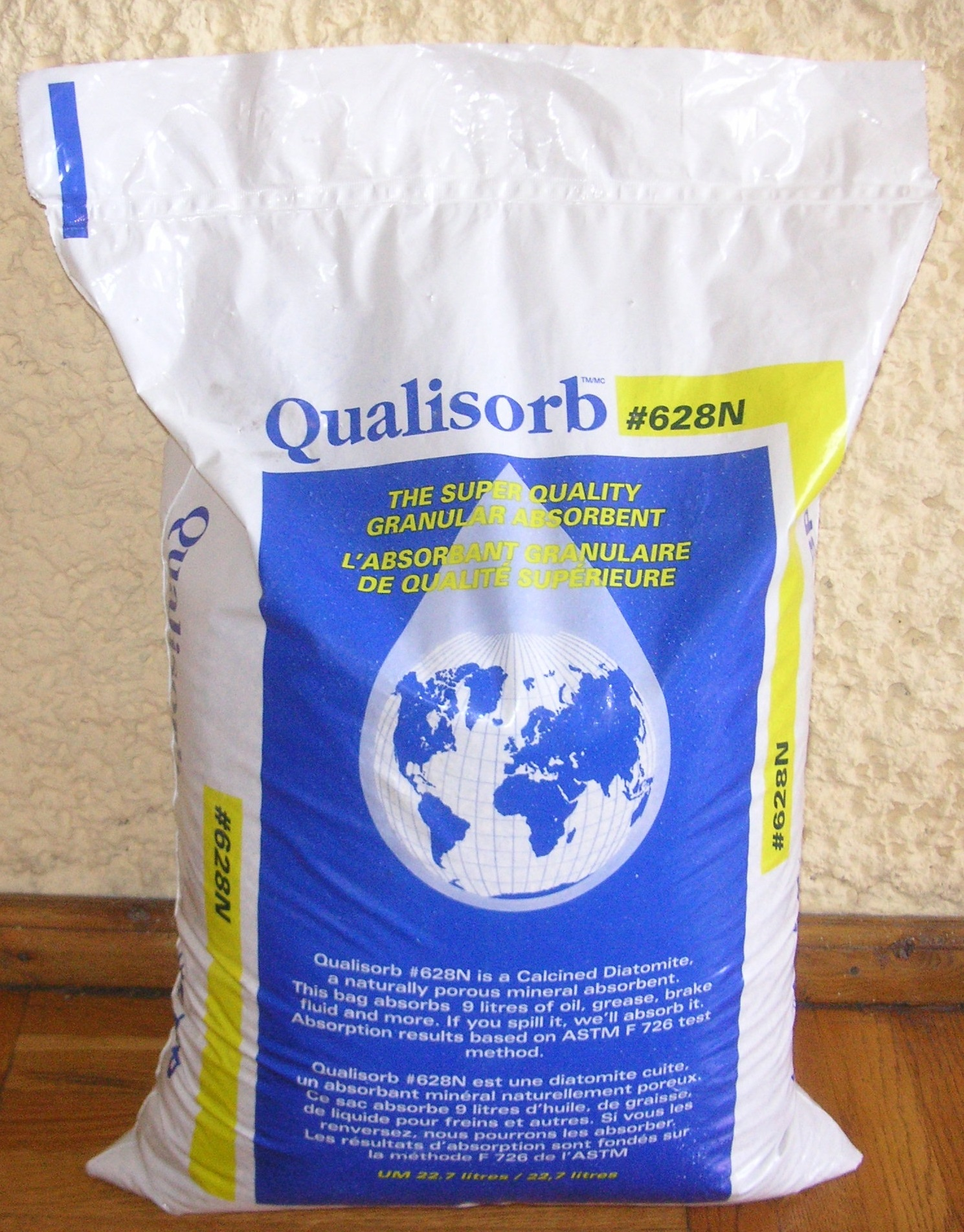 Absorbentas Qualisorb GOLD